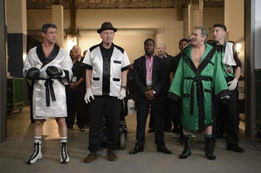 Grudge Match Robert De Niro Sylvester Stallone