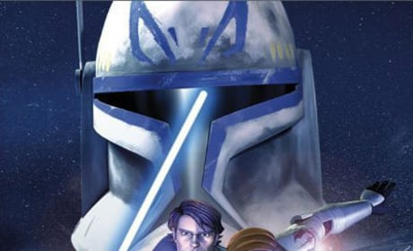 A New Poster for Star Wars: The Clone Wars