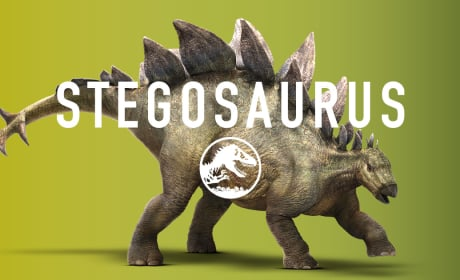 Jurassic World Stegosaurus