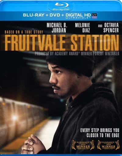 Fruitvale Station Blu-Ray