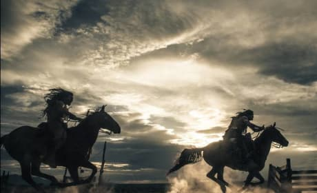 The Lone Ranger Gets an International Trailer