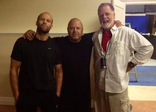 Jason Statham, Michael Chiklis, Taylor Hackford Photo