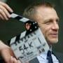 Skyfall Set Photo: Daniel Craig