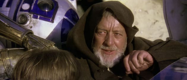 Star Wars Alec Guinness
