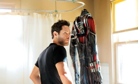 Paul Ant-Man Suit