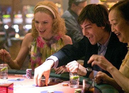 Ben and Jill play Blackjack