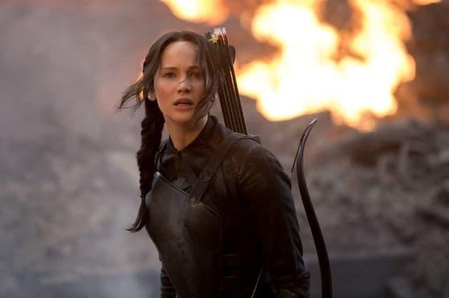 The Hunger Games: Mockingjay Part 1 Star Jennifer Lawrence