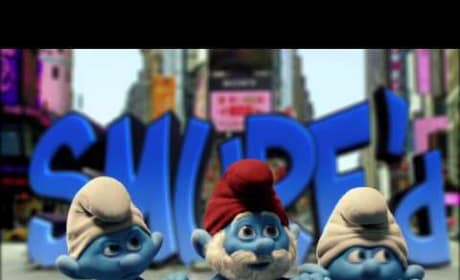 The Smurfs Teaser
