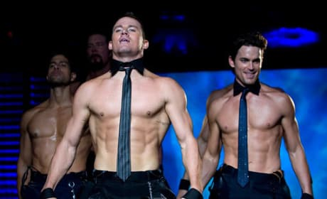 Magic Mike Star Channing Tatum