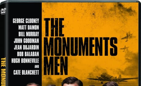 Monuments Men DVD Review: George Clooney Directs World War II True Tale