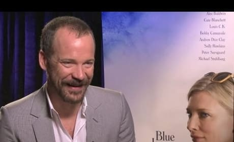 "Blue Jasmine: Peter Sarsgaard Talks Woody Allen ""Unusual Experience"""