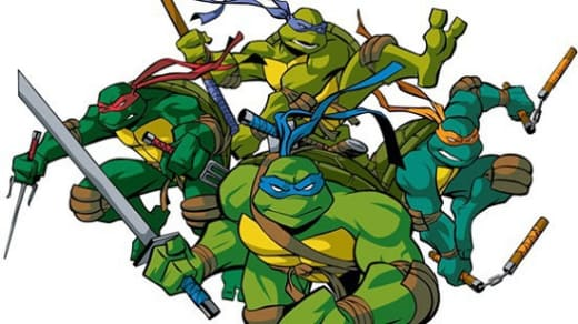 Teenage Mutant Ninja Turtles Animation