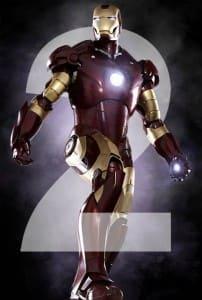 Iron Man 2: Sort of Coming Along!