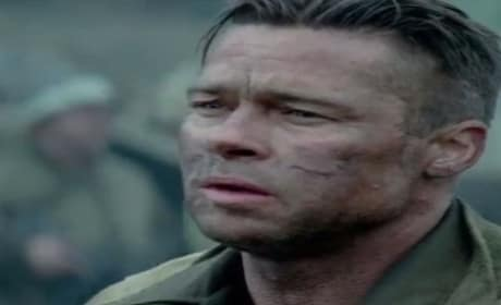 Fury Featurette: Meet Brad Pitt's Crew
