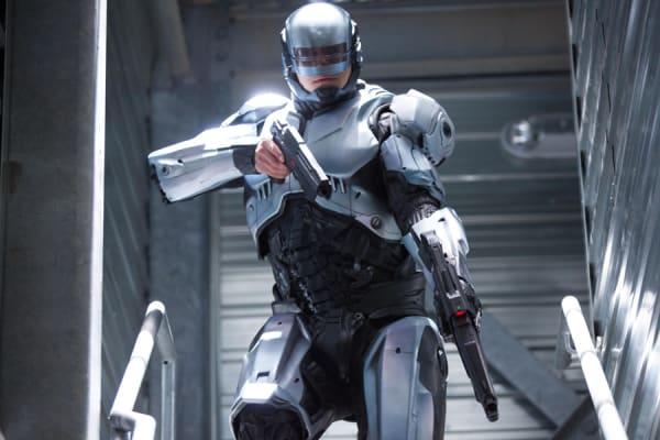 RoboCop Still