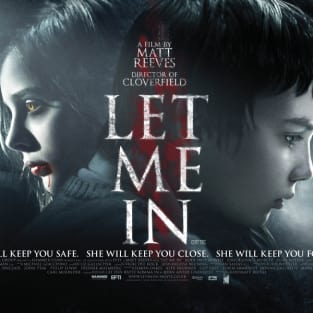Let Me In Quad Poster