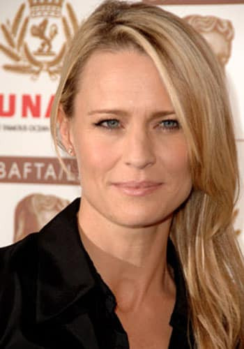 Actress Robin Wright