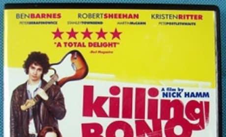 Killing Bono Blu-Ray