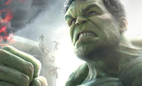 Avengers: Age of Ultron Hulk Poster Smashes!
