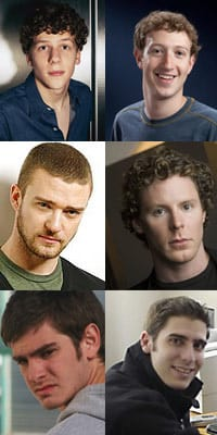 The Social Network Cast