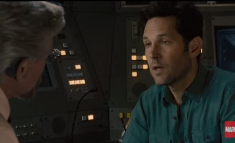 Ant-Man Trailer #2 from Marvel UK