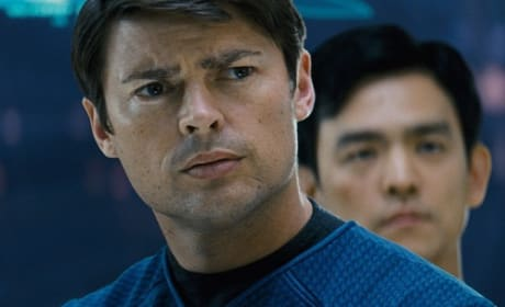 Star Trek 2: Karl Urban Updates on Sequel