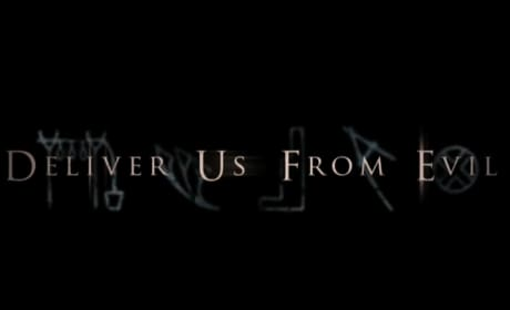 Deliver Us From Evil Banner