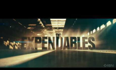 The Expendables Trailer 2