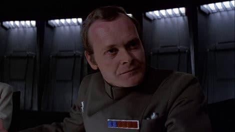 Richard LeParmentier Star Wars