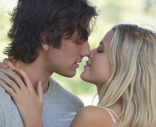 Alex Pettyfer Gabriella Wilde Endless Love