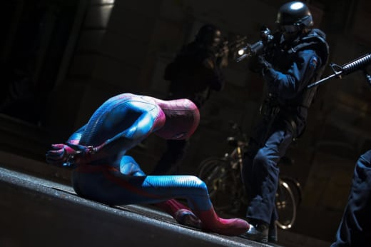 The Amazing Spider-Man: Spidey's in trouble