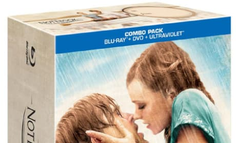 The Notebook Ultimate Collector's Edition Blu-Ray