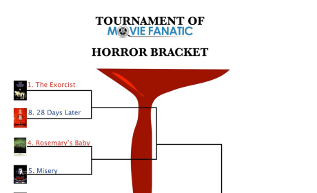 Horror Bracket First Round