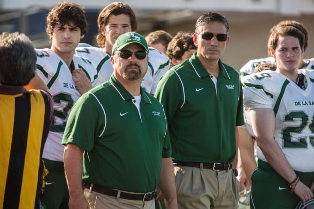Jim Caviezel Michael Chiklis When the Game Stands Tall
