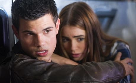 Abduction Quotes: Taylor Lautner Finds Trouble