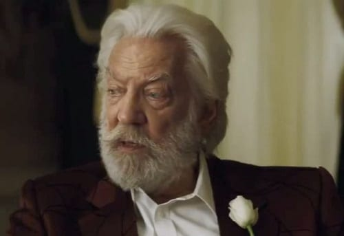 Catching Fire TV Trailer: President Snow is Worried ...