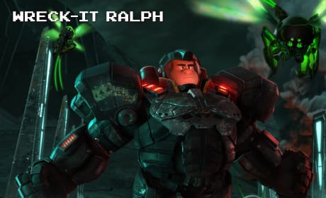 Wreck-It Ralph Clip and Fake Ad: Introducing Hero's Duty and Sugar Rush