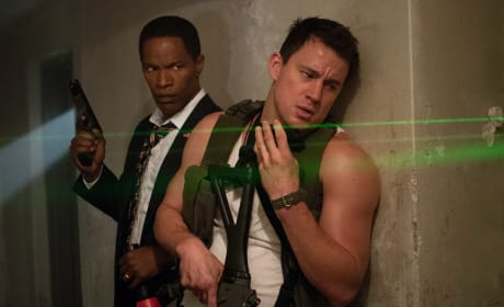 White House Down: Channing Tatum & Jamie Foxx on Getting Into Action