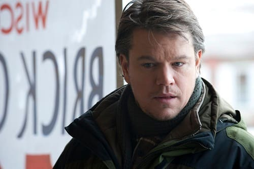 Matt Damon stars in Contagion