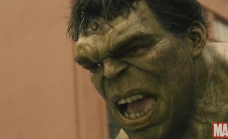 Avengers Age of Ultron Hulk Photo