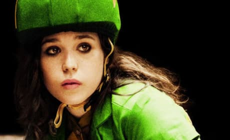 Ellen Page Featured on Official Poster for Whip It!