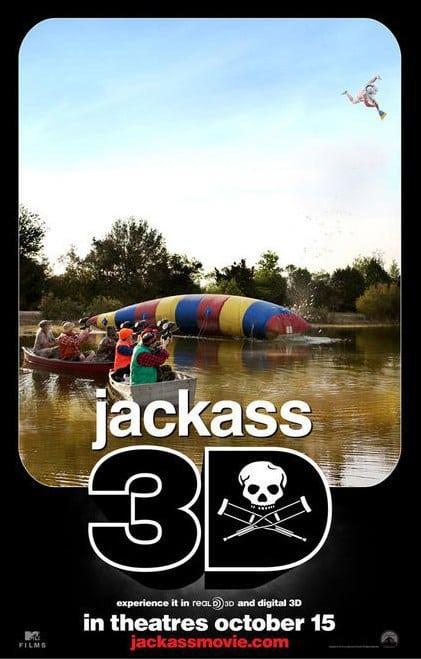 Jackass 3D Poster 4