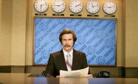Anchorman 2 Rumor: A Little Taste Before The Dictator?