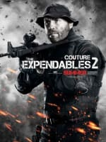 The Expendables 2 Character Poster: Couture