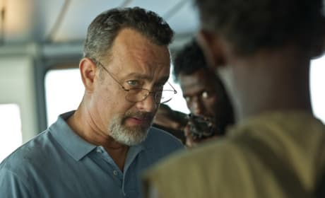Tom Hanks Stars as Captain Phillips