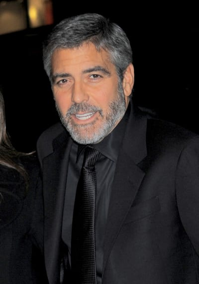 "George ""Heartthrob"" Clooney"