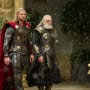 Thor The Dark World Chris Hemsworth Anthony Hopkins