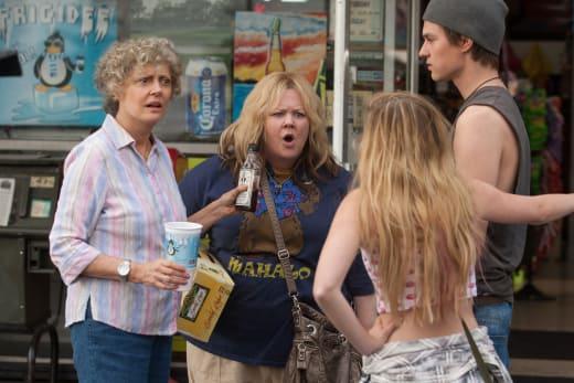 Melissa McCarthy Susan Sarandon Star In Tammy