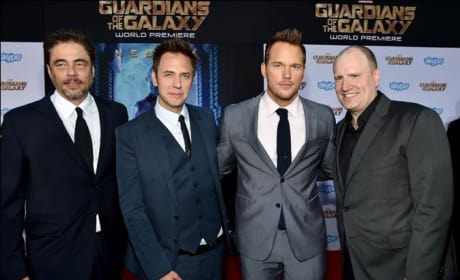 Guardians of the Galaxy Opens With $11.2 Million: Tops of 2014!