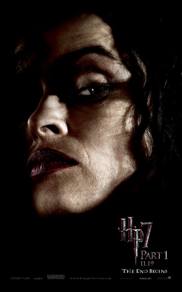 Harry Potter Bellatrix Character Poster